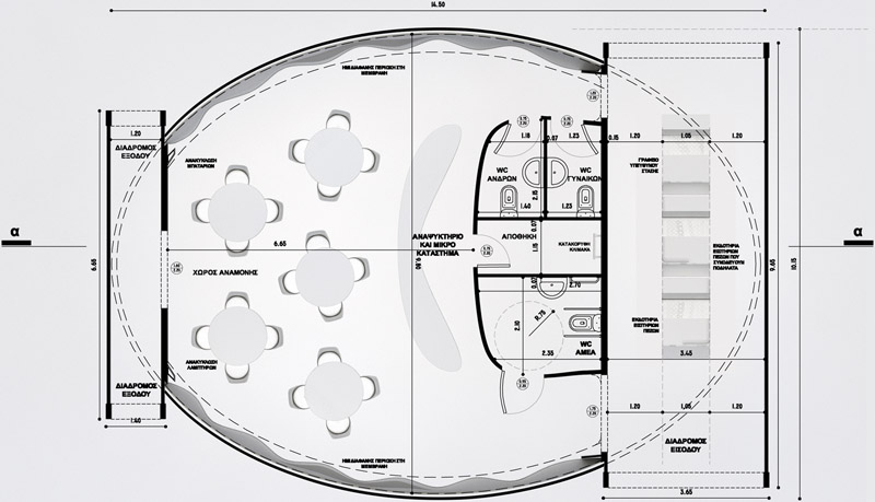 Structure\'s ground plan