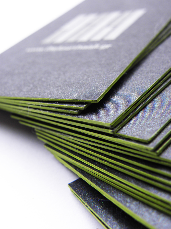 <!--:en-->Letterpress business card<!--:-->